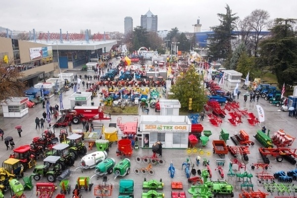 "International agricultural exhibition""AGRA 2020"" Plovdiv"
