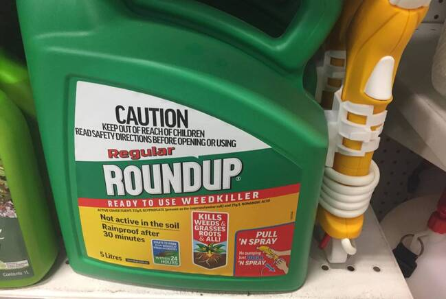 Transparency in EU policymaking: The case of glyphosate
